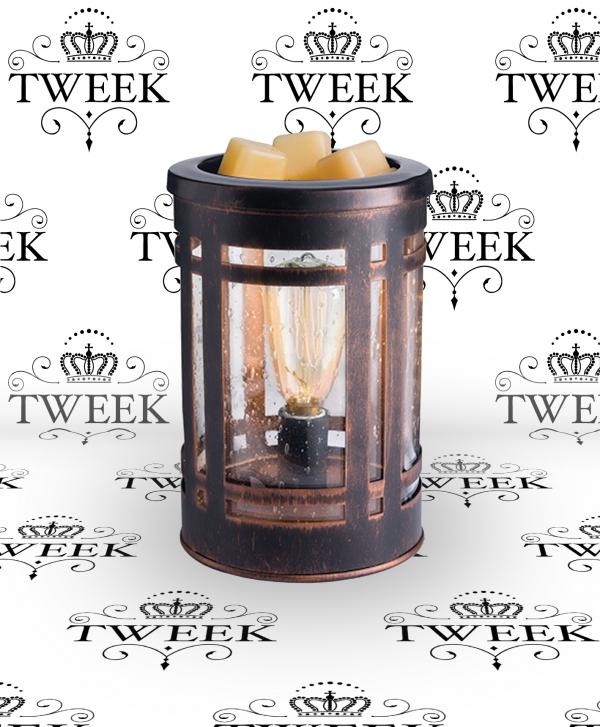 Retro Edison Bulb Wax Warmer